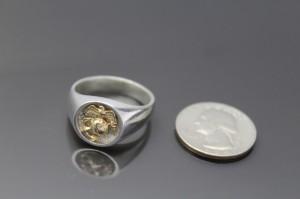 U.S marine corp ring1