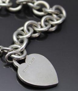 Tiffany Heart Bracelet >> How to Spot Counterfeit Fake Tiffany & Co. Jewelry – How ...