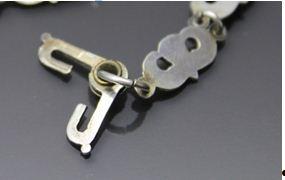 WWII Sweetheart Bracelet Clasp